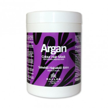 Masca tratament par Kallos Argan 1000 ml