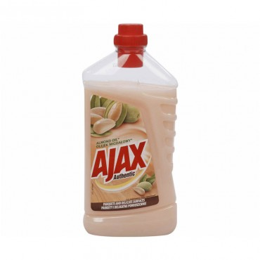 Detergent parchet Ajax Almond Oil 1l