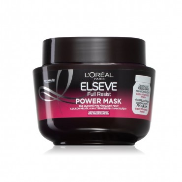 Masca de par L'Oreal Paris Elseve Elseve Full Resist 300 ml