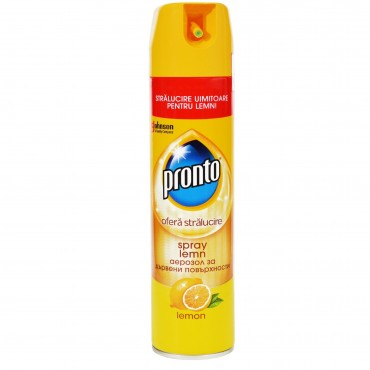 Spray multi suprafete Pronto Lemon 300ml