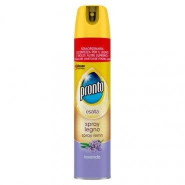Spray mobila Pronto Classic Wood Lavanda 300ml
