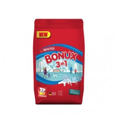 Detergent manual Bonux 3in1 Ice Fresh 900gr