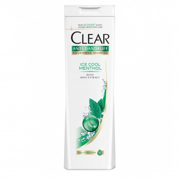 Sampon Clear Ice Cool Menthol 2in1 400ml