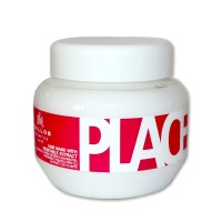 Masca tratament par Kallos  Placenta 275 ml