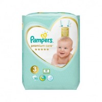 Scutece Pampers Premium Care nr.3 20/set