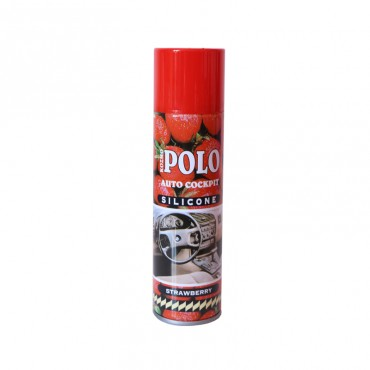 Silicon auto Polo Strawberry 225 ml