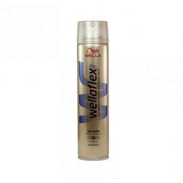 Lac fixativ Wellaflex Volume Boost 250 ml