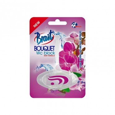 Odorizant wc Brait Bouquet 40 gr