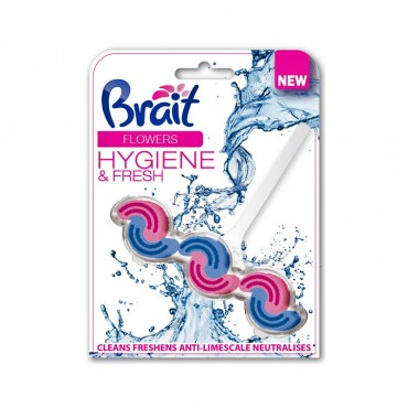 Odorizant wc bile Brait Flowers 45 gr