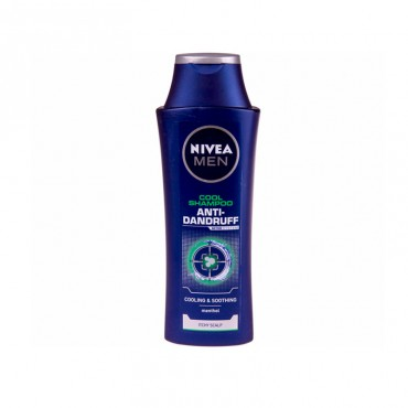 Sampon Nivea Men Cool Fresh Menthol anti-matreata 400 ml