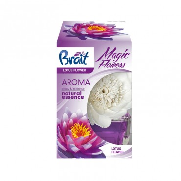 Odorizant camera Brait Magic Lotus Flower 75ml