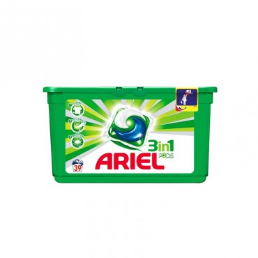 Detergent capsule Ariel Regular 39x29.9 ml