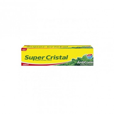 Pasta dinti Super Cristal Anti Carie 50 ml