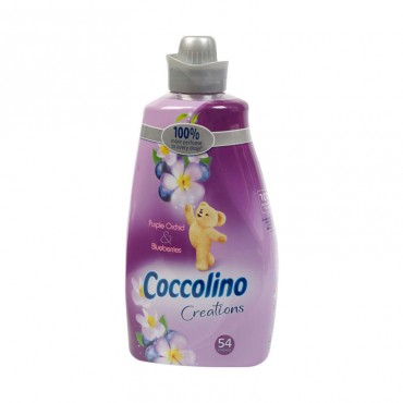 Balsam rufe Coccolino  Purple Twist 54 spalari 1.9l