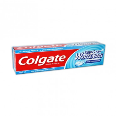 Pasta de dinti Colgate Deep Clean Whitening 100 ml