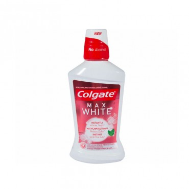 Apa de gura Colgate Max White One 500 ml