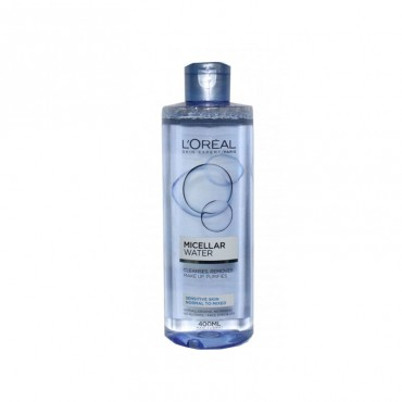 Apa micelara L'Oreal Sensitive & Dry Skin 400 ml