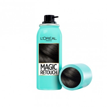 Spray L'Oreal Magic Retouch Negru 175 ml