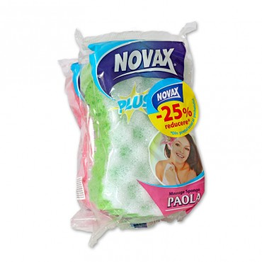 Bureti de baie Novax Plus 2/set