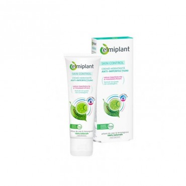 Crema hidratanta anti-imperfectiuni Elmiplant 40 ml