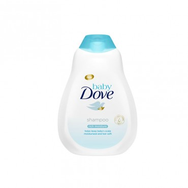 Sampon copii Dove Baby Rich Moisture 400 ml
