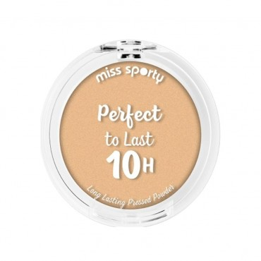 Pudra compacta Miss Sporty Perfect to Last 10H 003 Golden Beige, 4 g