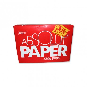 Hartie copiator A4 80gr 500 coli/top Absolut Paper