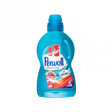 Detergent lichid Perwoll Brilliant color 1l