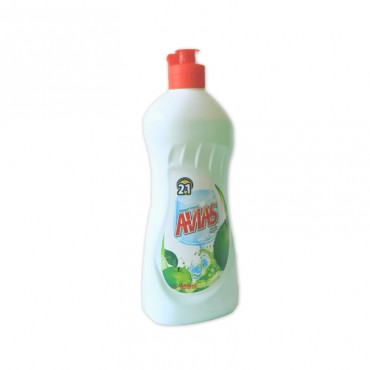 Detergent vase Avias Apple 0.5L