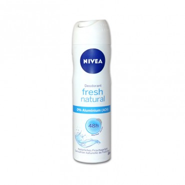 Deodorant antiperspirant spray Nivea Fresh Natural 150ml