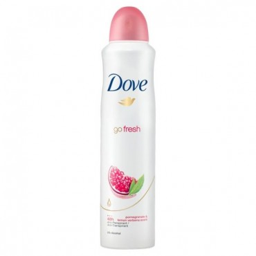 Deodorant antiperspirant spray Dove Pomegranate 150ml