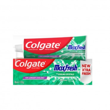 Pasta Dinti Colgate Max Fresh Cooling Crystals, 100 ml