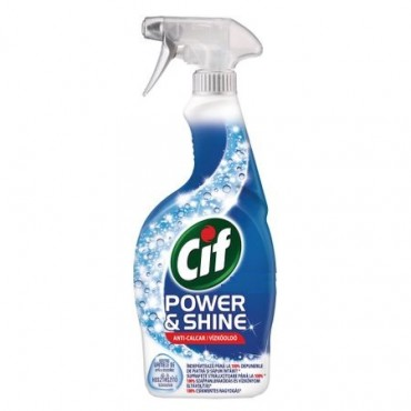 Spray anti-calcar pentru baie Cif 700 ml