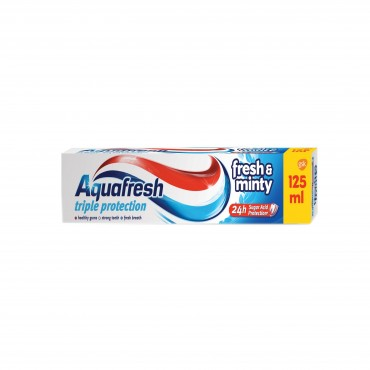 Pasta de dinti Aquafresh Fresh & Minty 125 ml