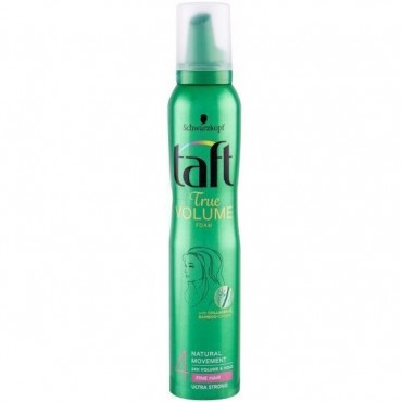 Spuma par Taft Volume Mega Strong Hold Nr 5 200 ml